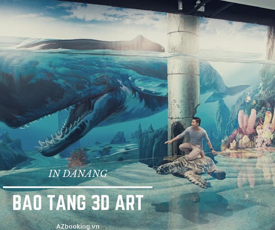 Giới trẻ thích thú Check in cháy máy với bảo tàng 3D đầu tiên tại Đà Nẵng