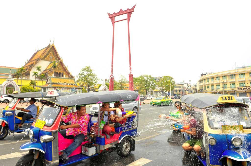 Lịch sử và ý nghĩa Tết Cổ Truyền của người dân Thái Lan