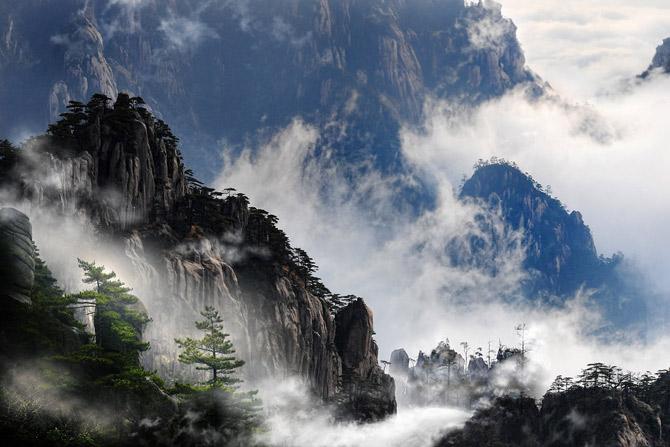 Ngũ Đại Danh Sơn - 5 ngọn núi nổi tiếng linh thiêng nhất Trung Quốc