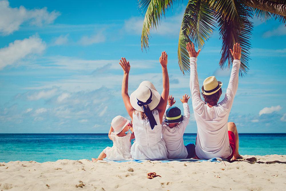 10 địa điểm châu Á lý tưởng cho chuyến du lịch gia đình