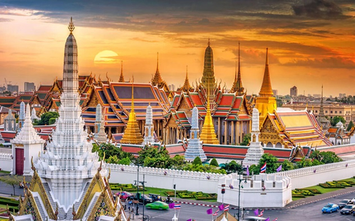 Điểm tên 4 thành phố hấp dẫn khách du lịch nhất ở Thái Lan