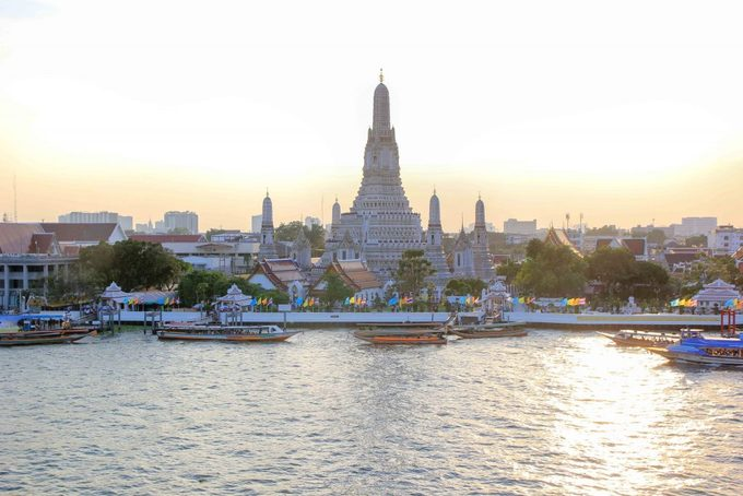 Ghé thăm ngôi chùa được du khách chụp ảnh nhiều nhất tại Bangkok