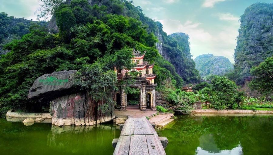TOUR GHÉP: HÀ NỘI - HOA LƯ - TAM CỐC (1 ngày)