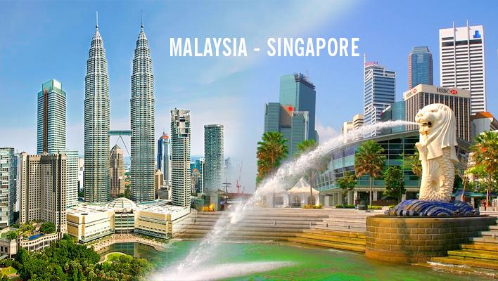 DU LỊCH SINGAPORE - MALAYSIA 6 NGÀY 5 ĐÊM