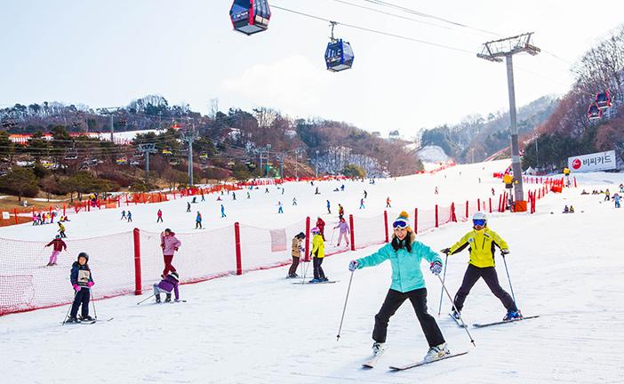 SEOUL - LOTTE - TRƯỢT TUYẾT