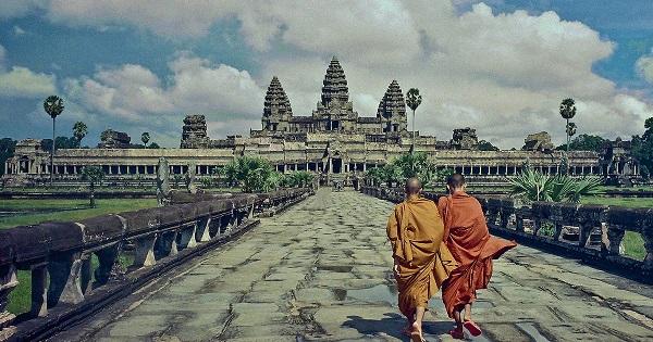 TOUR DU LỊCH CAMBODIA: CHIÊM NGƯỠNG KỲ QUAN THẾ GIỚI ANGKOR - THỦ ĐÔ PHNOM PENH 4 NGÀY 3 ĐÊM