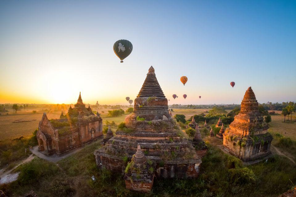 TOUR DU LỊCH MYANMAR: YANGON - BAGAN - BAGO 4 NGÀY 3 ĐÊM