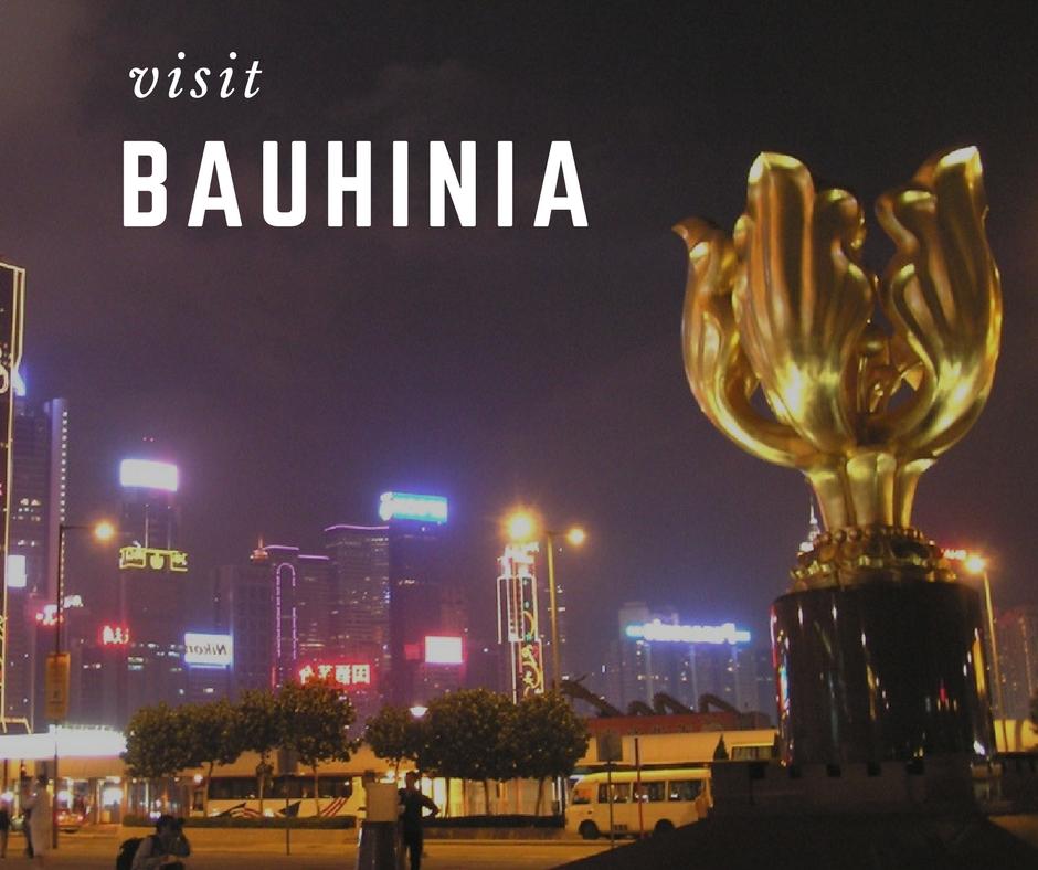 Quảng trường Bauhinia Vàng