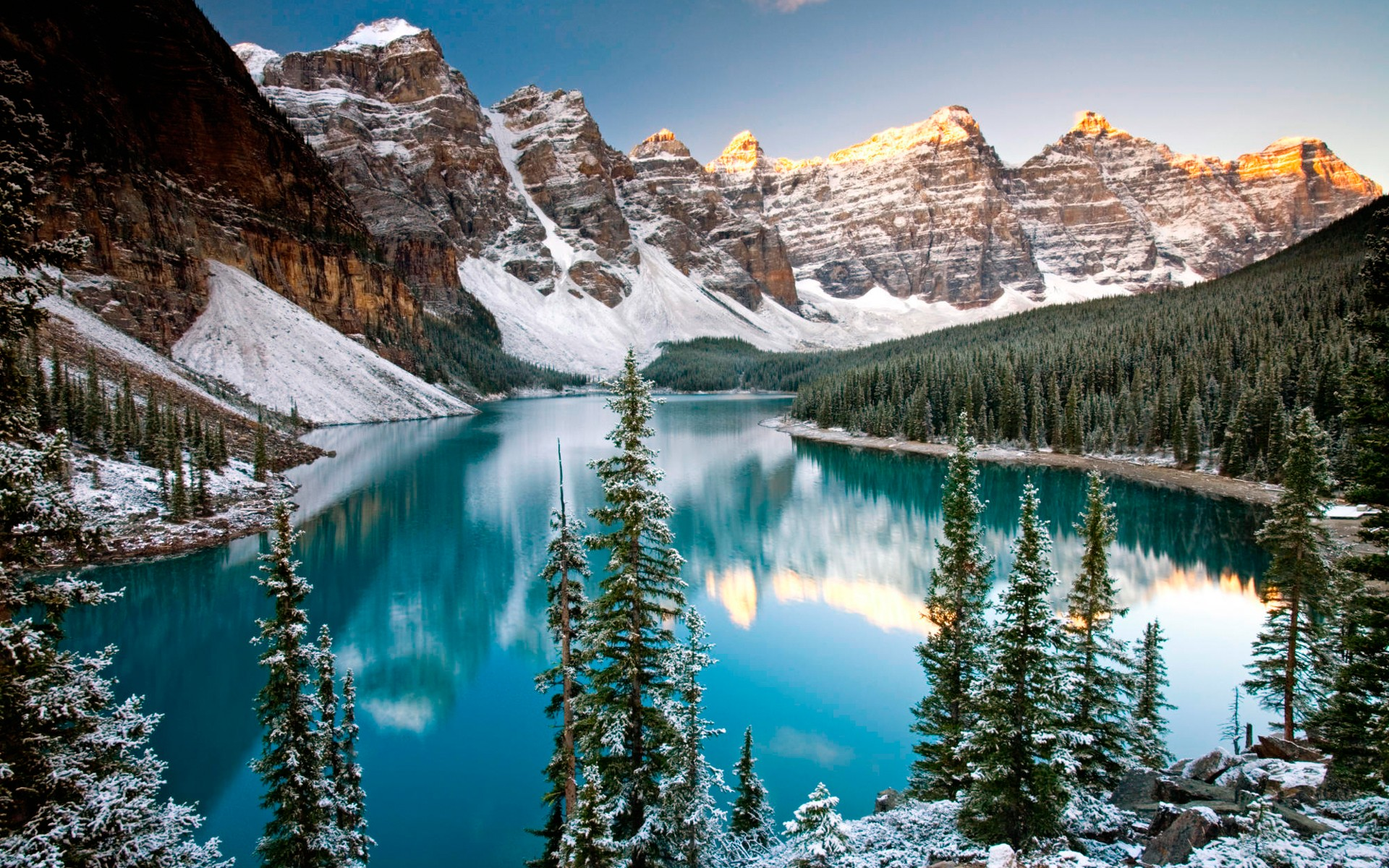 Banff-national-park-canada-winter-azbooking