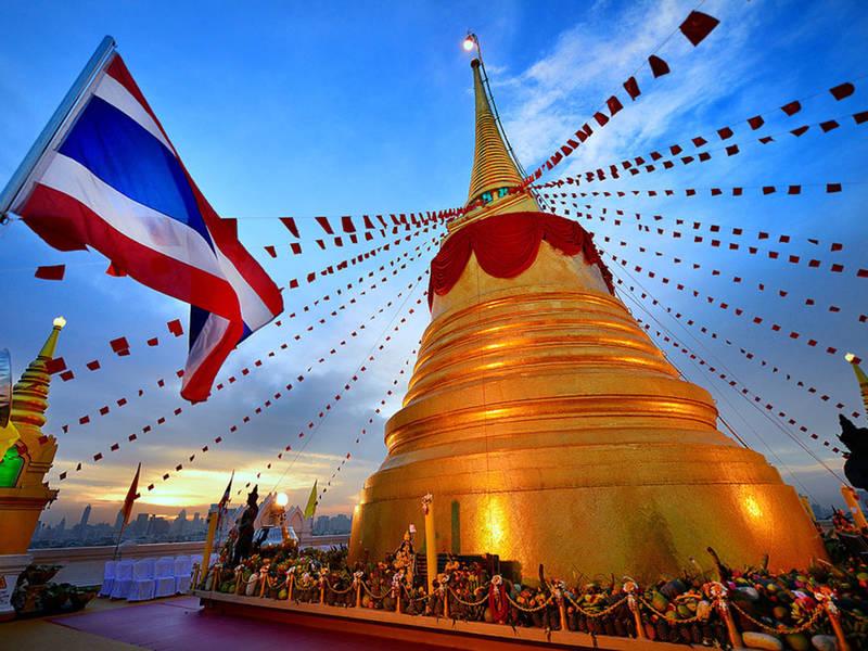 TOUR DU LỊCH THÁI LAN: BANGKOK - PATTAYA - CORAL ISLAND 4 NGÀY 3 ĐÊM