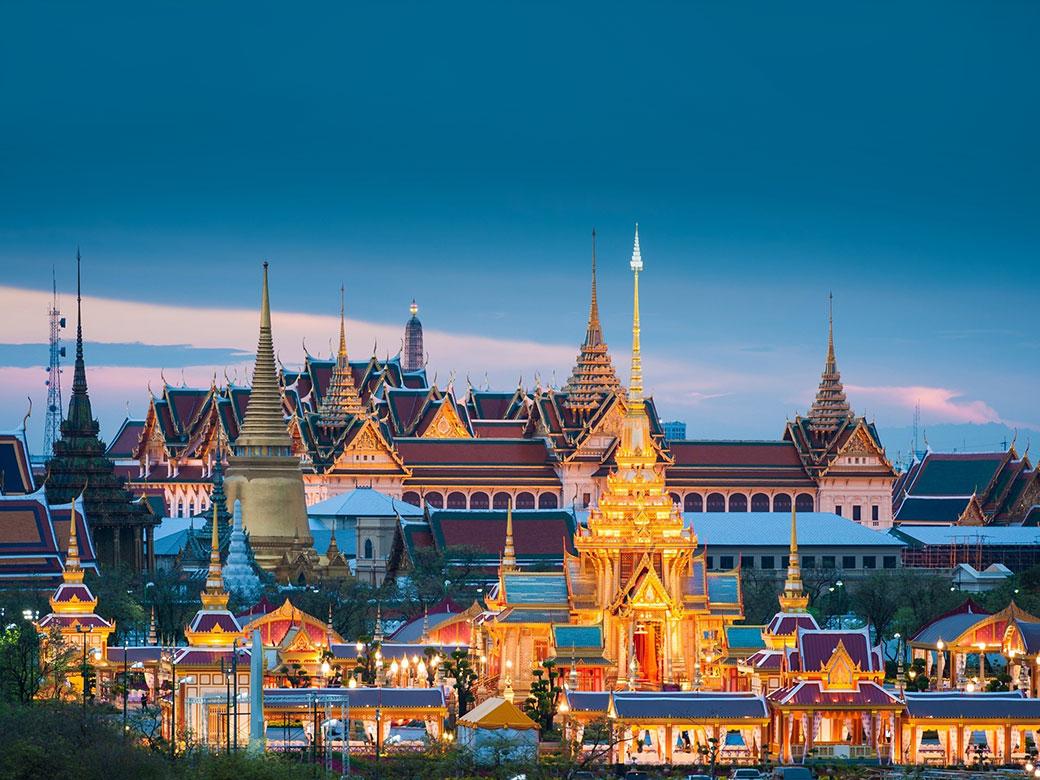 TOUR DU LỊCH THÁI LAN: BANGKOK - PATTAYA - CORAL ISLAND 5 NGÀY 4 ĐÊM