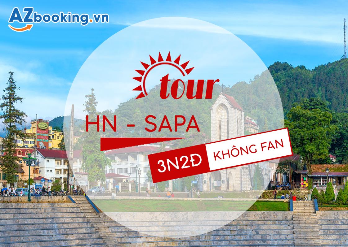TOUR GHÉP: SAPA - CÁT CÁT - LAO CHẢI - TẢ VAN - HÀM RỒNG 3N2D